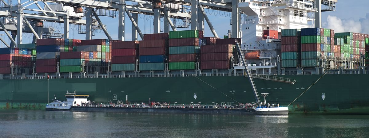 Port of Rotterdam Moves Toward Digital  Bunkering