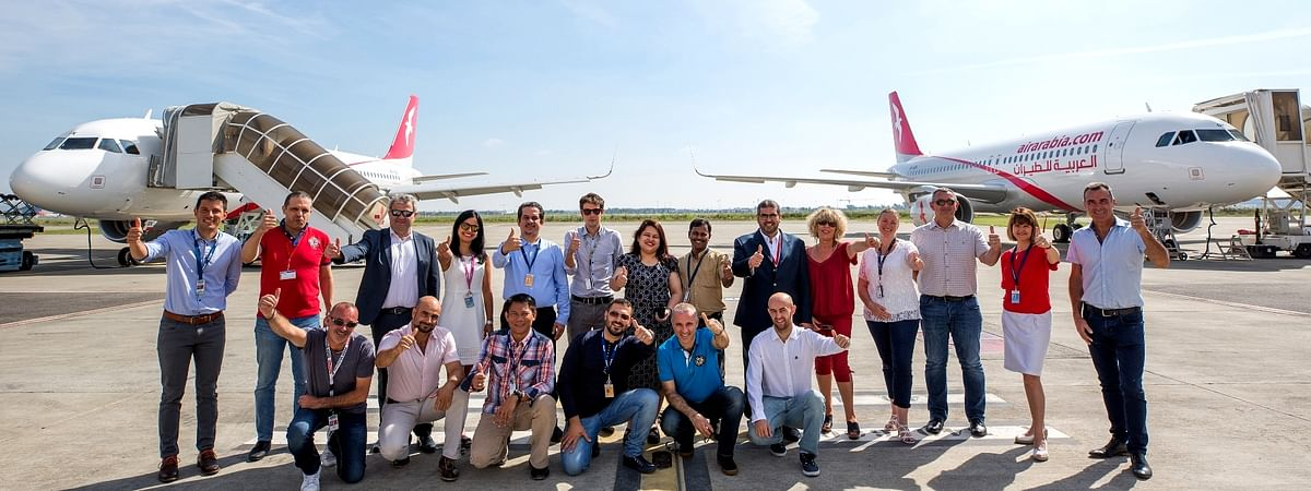 Air Arabia Takes Delivery of Two New Airbus A320s