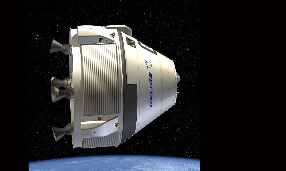 Boeing 'Space Taxi' Tests Hit Snag