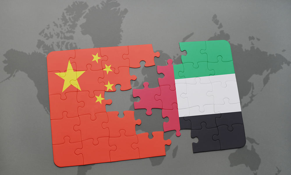 UAE Signs Free Zone Deal with China