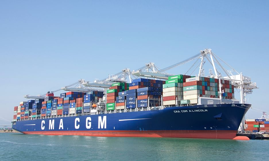 CMA CGM Forced to Withdraw from Iran
