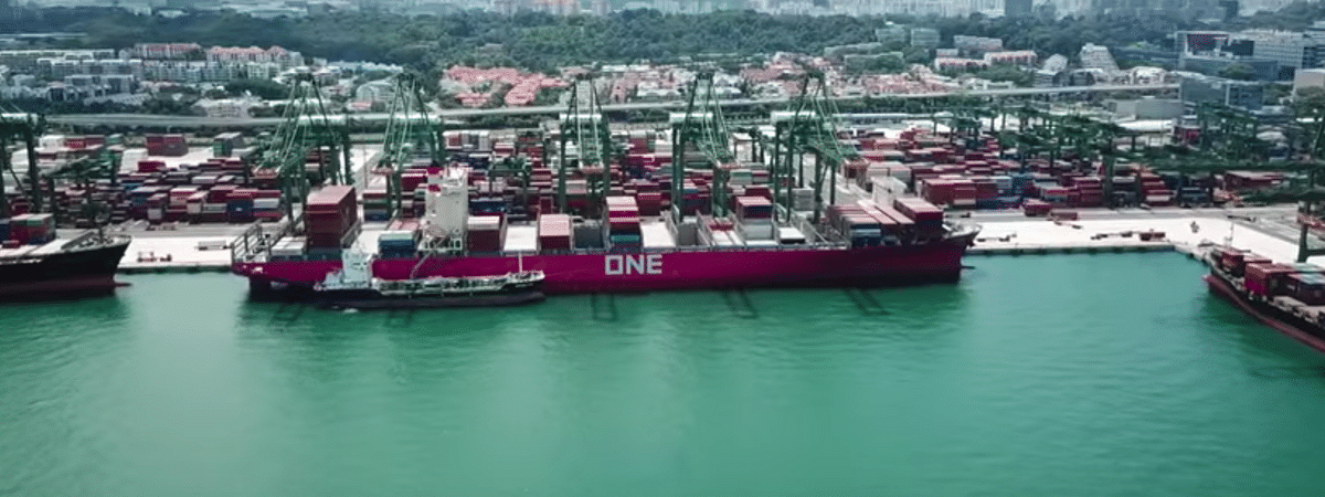 Watch: ONE Reveals it's Aims Via New Ship