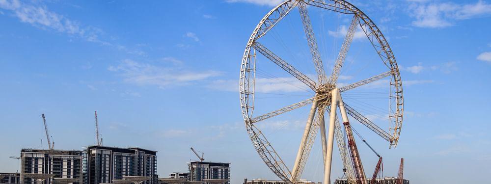 Vahle to Electrify Dubai's Huge Ferris Wheel