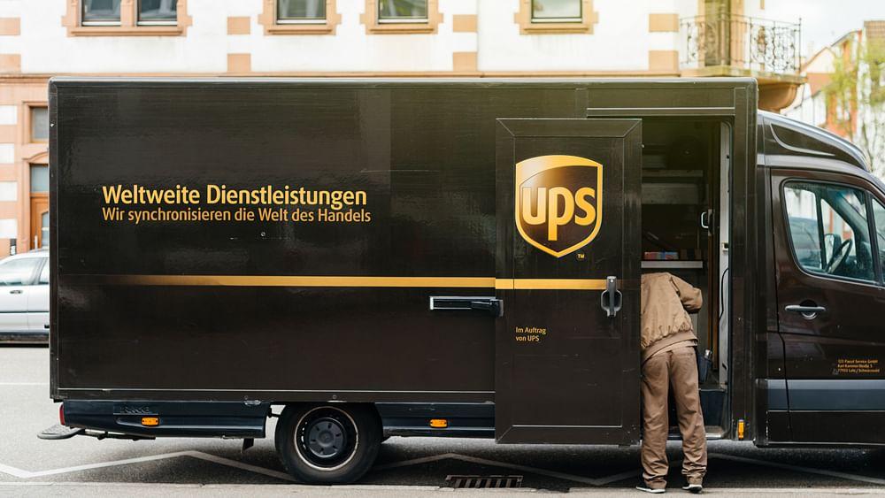 UPS to Develop e-Truck