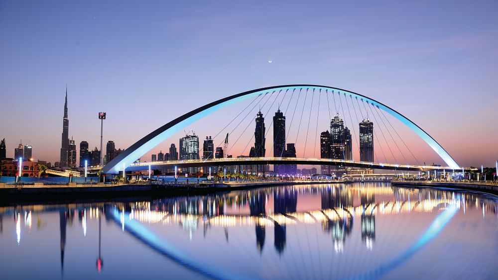 Dubai Ranked 'Most Innovative City'