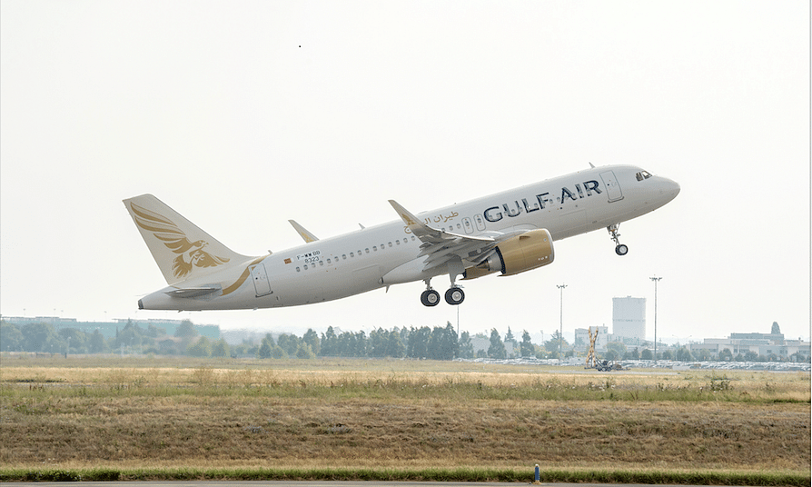 Gulf Air Region's First to Fly the A320neo