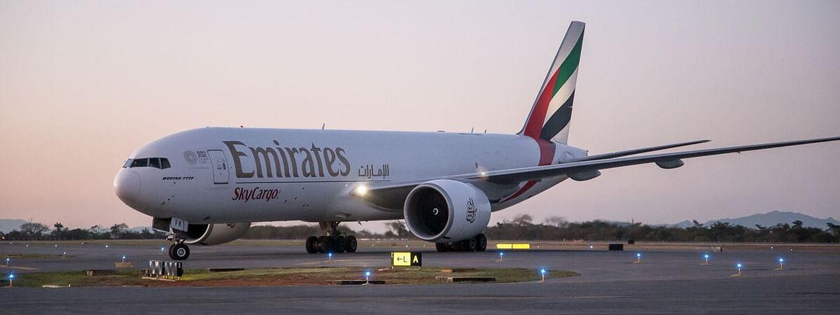 Emirates SkyCargo Operates Record Vaccine Charter to Brazil