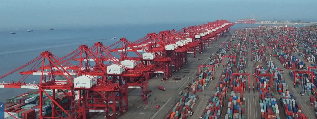Watch: World's Largest Terminal Enters Fourth Automation Stage