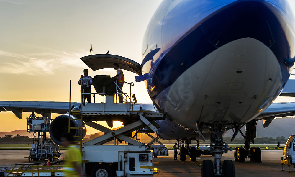 European Air Cargo Volumes Stutter
