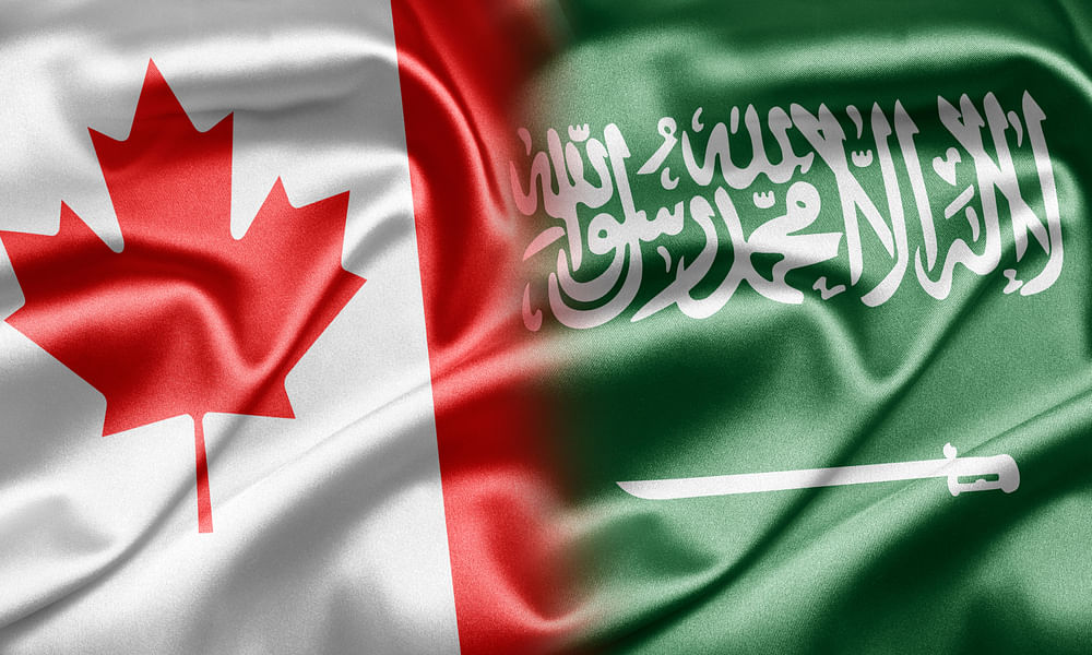 Saudi Arabia Ends Canada Trade Ties
