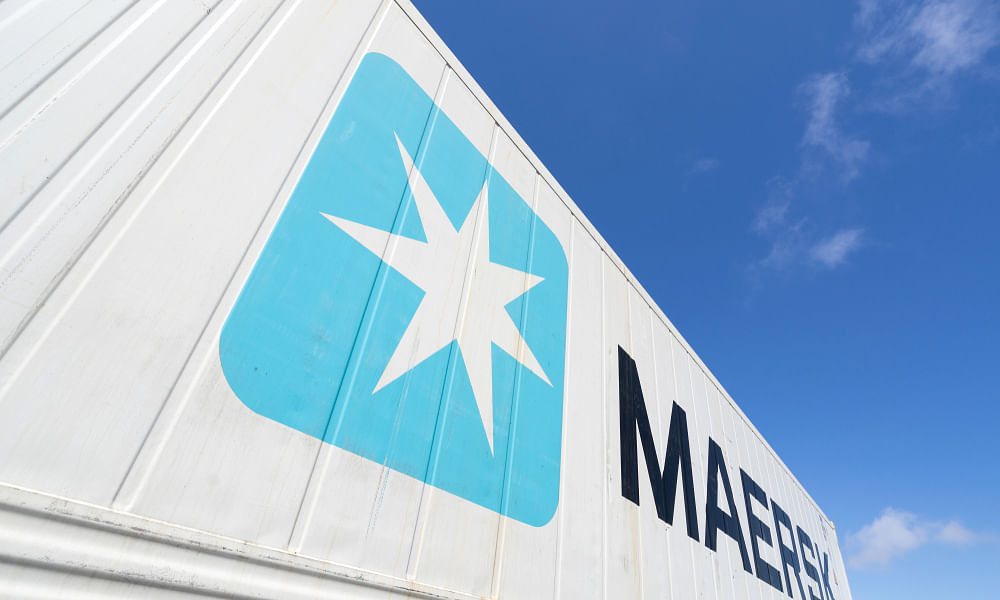 Maersk Sees Silver Lining