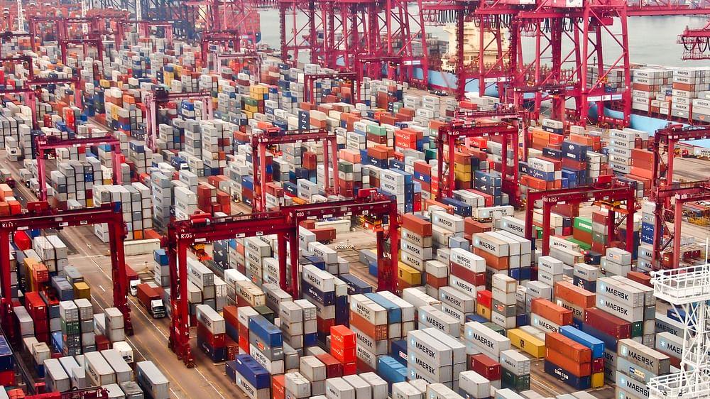 Cosco Ports Record Massive H1 Growth