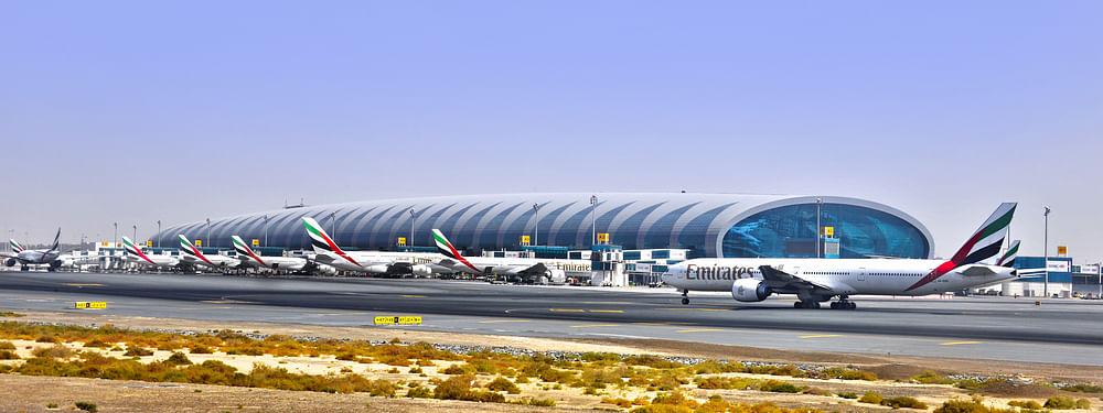 DXB Hits 8.2 Million Passengers in July