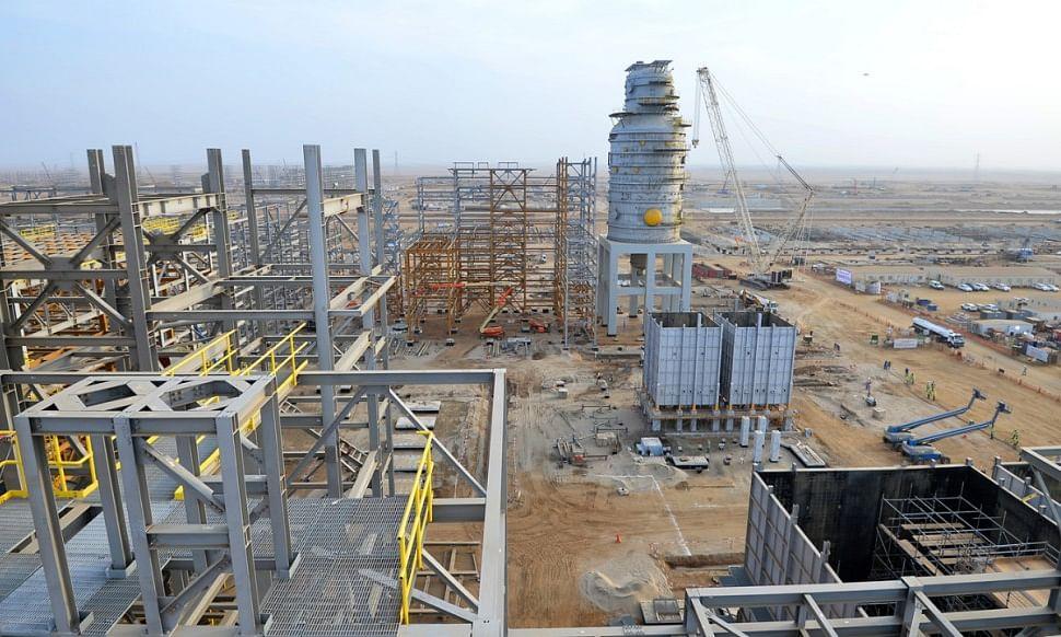 Saudi Aramco in $8 Billion JV at Jazan Economic City
