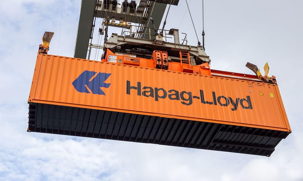 Hapag-Lloyd Posts Heavy H1 Loss
