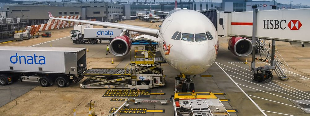 Virgin Atlantic Cargo Sees H1 Jump