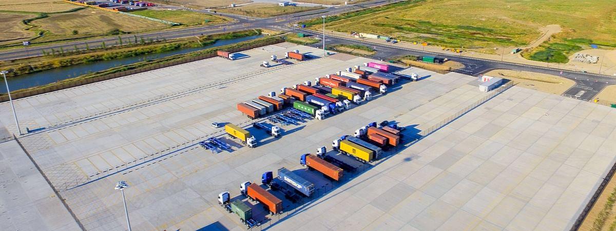 DP World London Gateway Opens New Truck Park