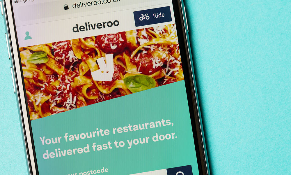 Uber to Buy Europe's Deliveroo?