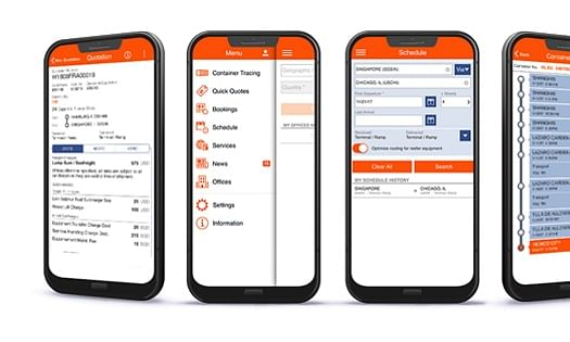 Hapag-Lloyd launches optimised app