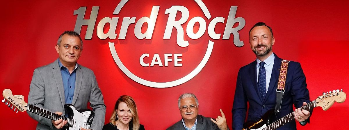 Hard Rock Cafe to open at DXB