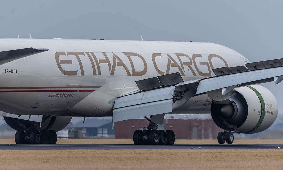 Etihad Cargo Launches 'Fresh Forward'