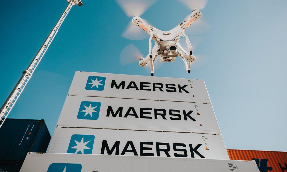 APMT Introduces Drones at its Terminals