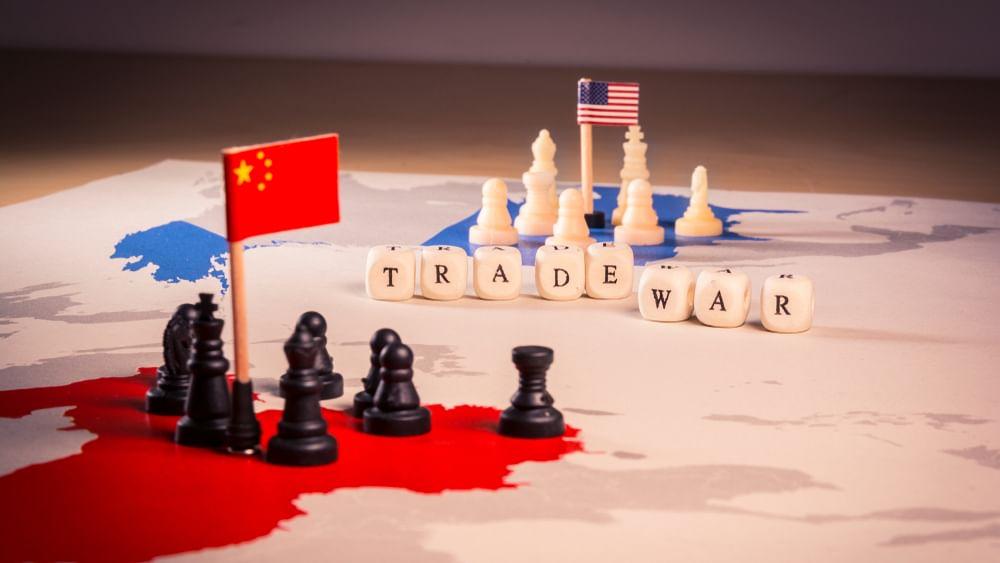 World Trade Suffering Under Trade War