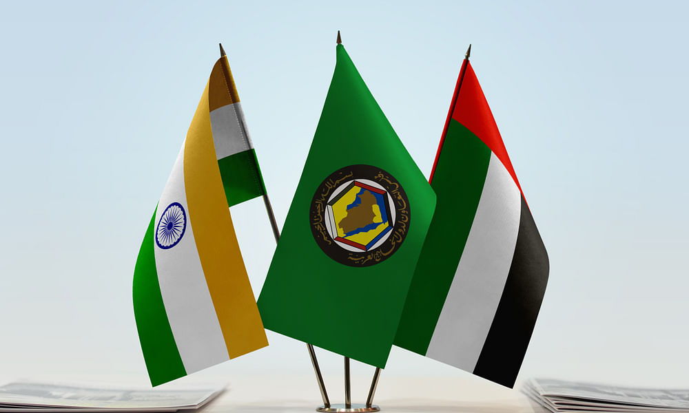 GCC Set for Major Trade Talks with India