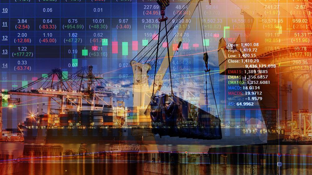 Digital Freight Forwarder Aligns with Maersk