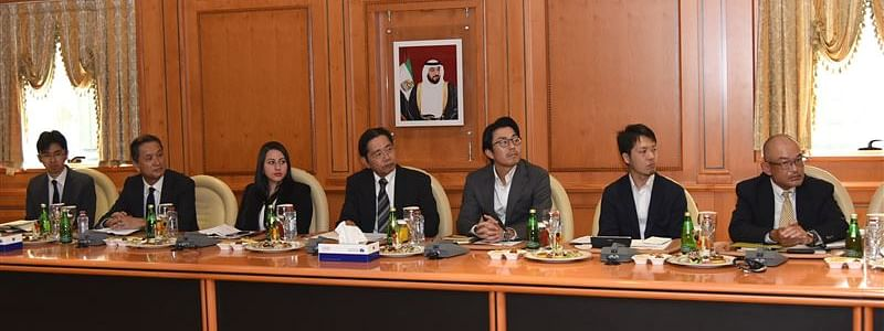 Dubai Customs Seeks to Boost Trade with  Japan