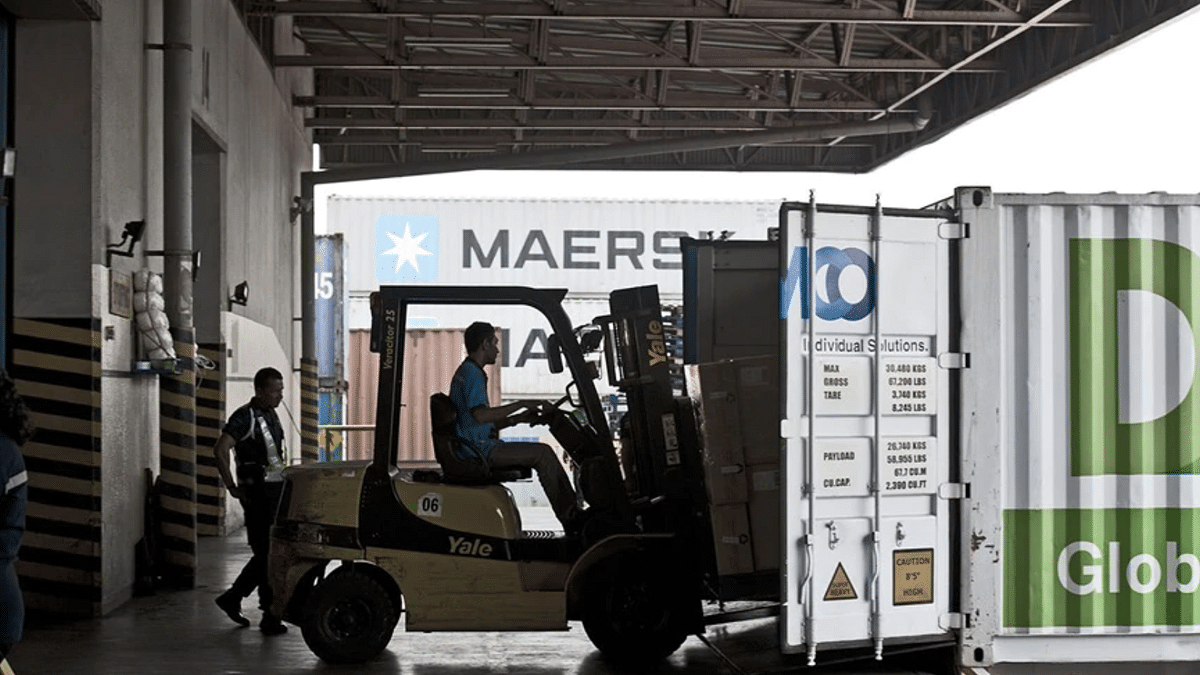 Maersk Makes Big Move in End-to-End Venture
