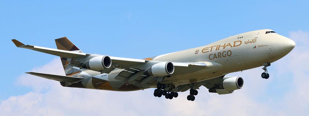 Etihad Renews Cargo Network