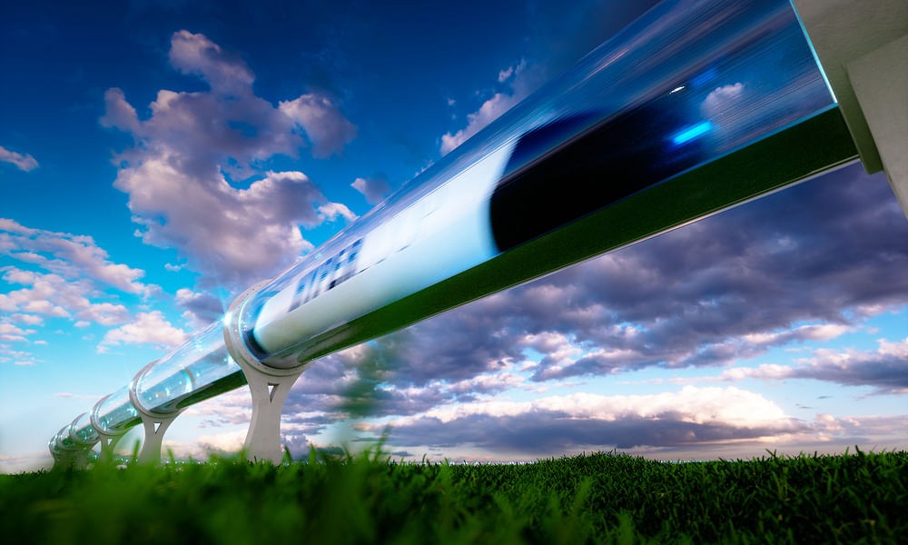 $2 Billion Euro Hyperloop Announced