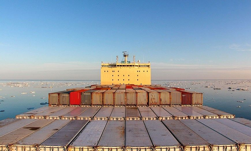 Maersk concludes trial passage of Northern Sea Route