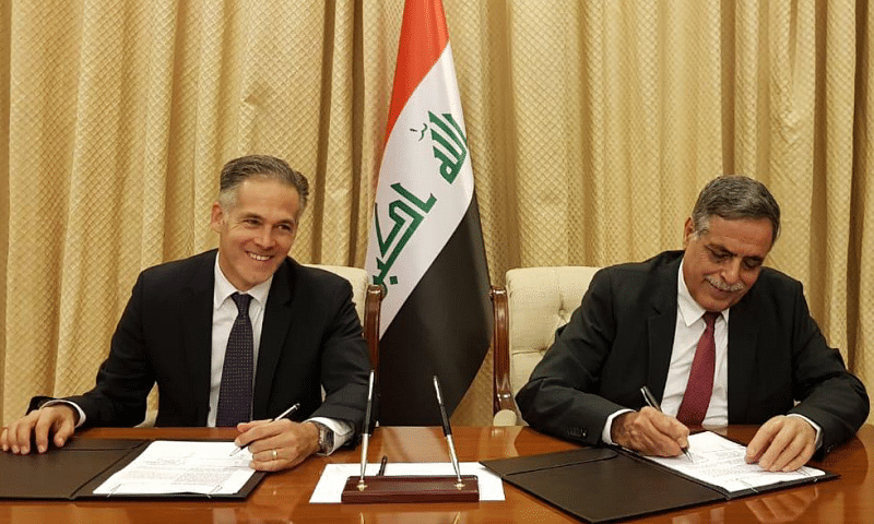 GE Selected to Rebuild Iraq Energy Sector