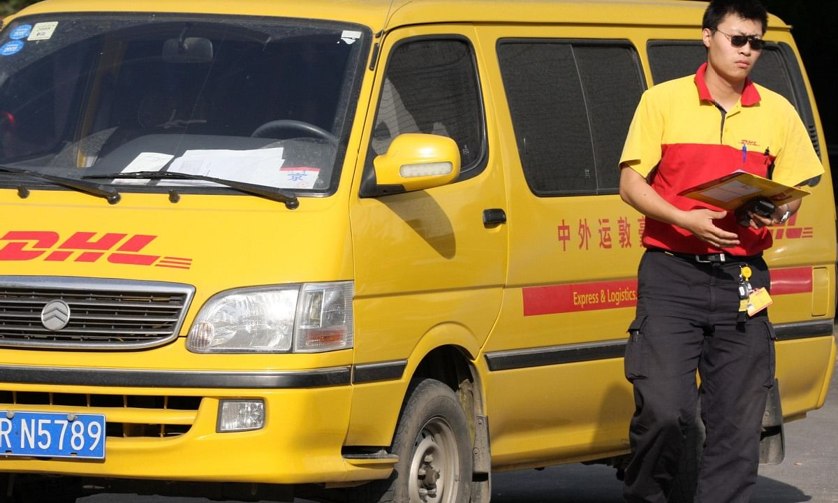 DHL Group Enters Partnership in China