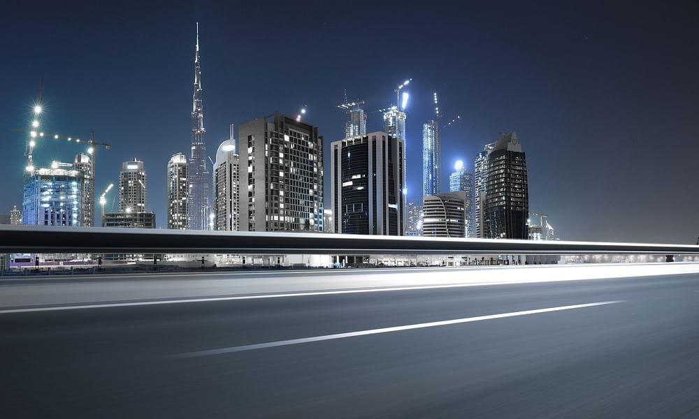 RTA Opens Key Phases of New Dubai Road Network
