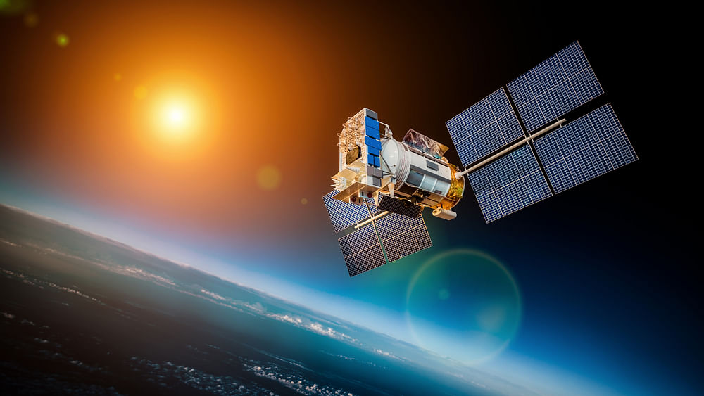 UAE's KhalifaSat Launched into Space