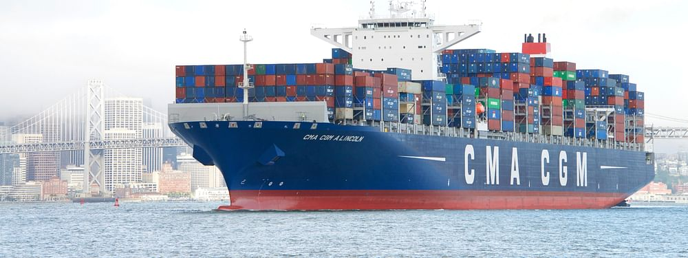 CMA CGM Given Green Light in Takeover Plan