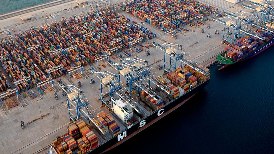 Abu Dhabi Ports Announces Blockchain Pilot Test with MSC