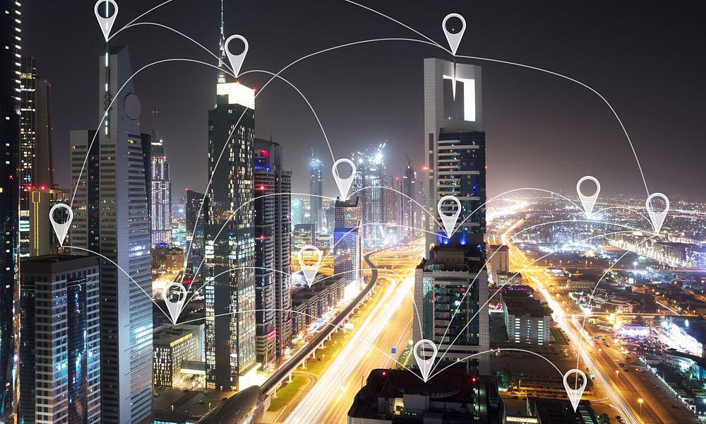 Smart Dubai Pavilion Opened at GITEX 2018