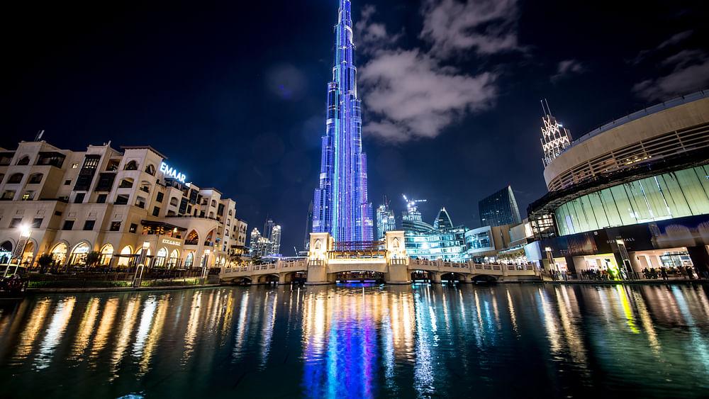 Watch: Dubai Marks 2-Year World Expo Countdown