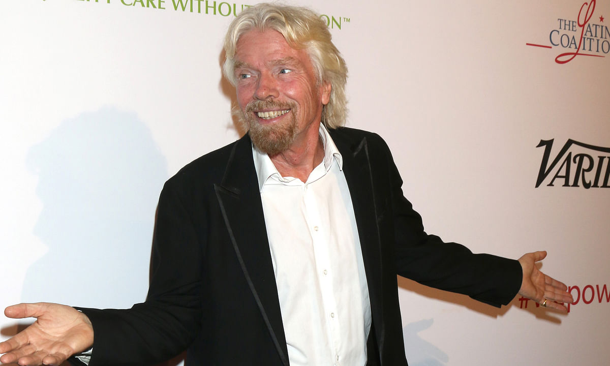 Richard Branson Quits Chair of Virgin Hyperloop One