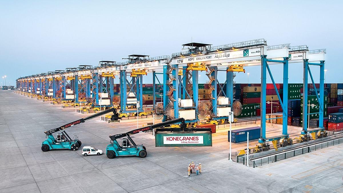 Konecranes Wins ASC Contract for Khalifa Port Terminal