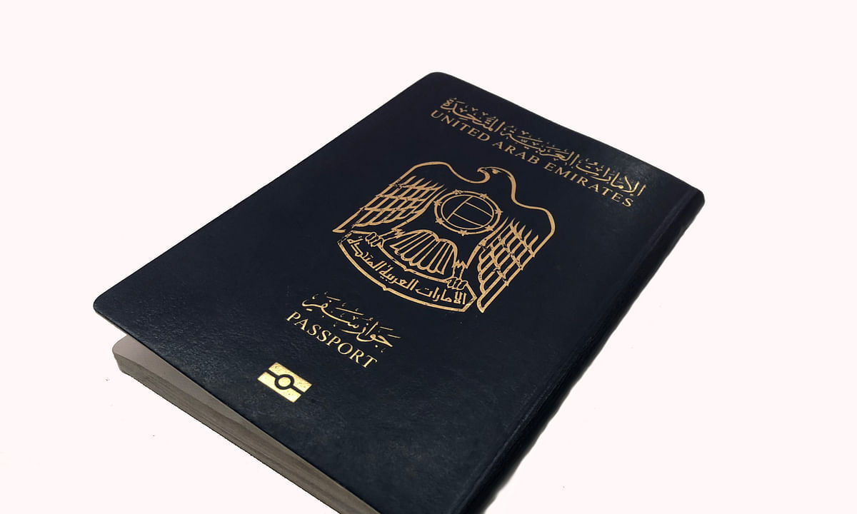 UAE Passport is Now Most Powerful in the  Region