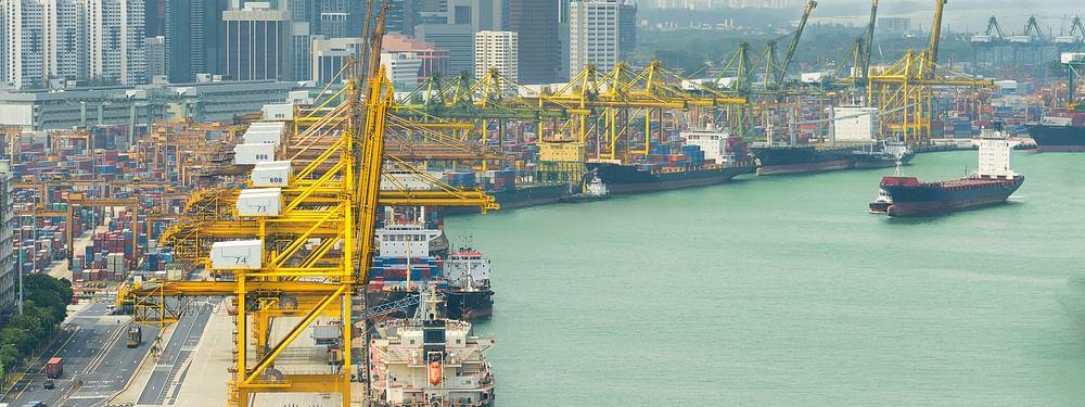 Singapore to Build Digital Twin Port