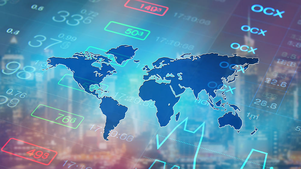 Trade Tensions Stem Global Growth