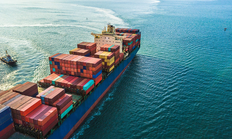 5-Year Container Trade Outlook Downgraded