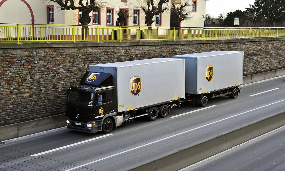 UPS Performs Well Despite Trade War Fears