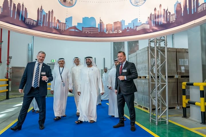 Kuehne + Nagel Expands Dubai South Presence